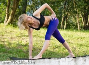 Перевернутый треугольник: зачем нам эти перевертыши, Минский йога клуб Yoga 108