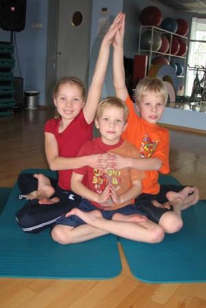 Милые йоги