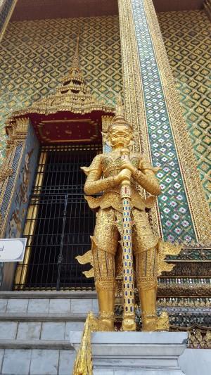 Гвардеец статуя